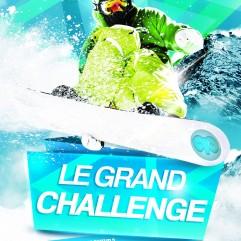 Flyer jeu concours - La Clusaz